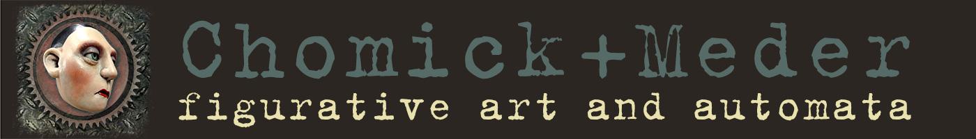 Chomick+Meder Retina Logo