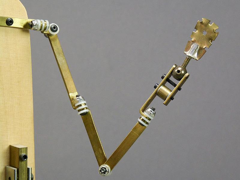 brass armature