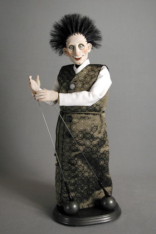 Rod Q. Puppet