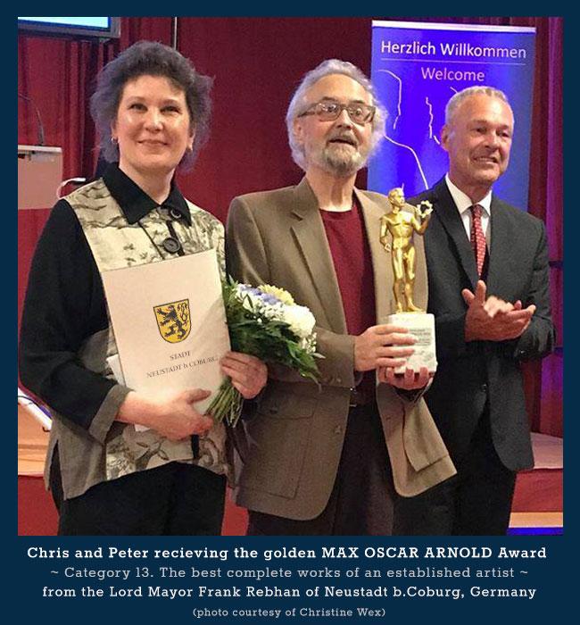 Max Oscar Arnold Award