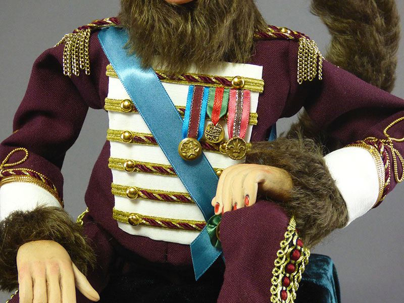 Costume - detail view